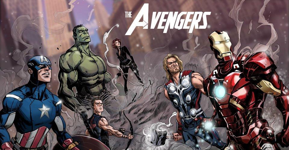 Avengers Camaleon House